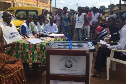 Les Guinéens convoqués le 4 février pour des élections locales très attendues