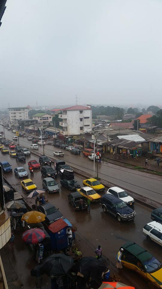 Les commerçants guinéens face à une vague d'enlèvements