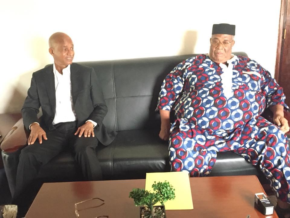 Un ancien  responsable de la Sotelgui rejoint Cellou Dalein Diallo
