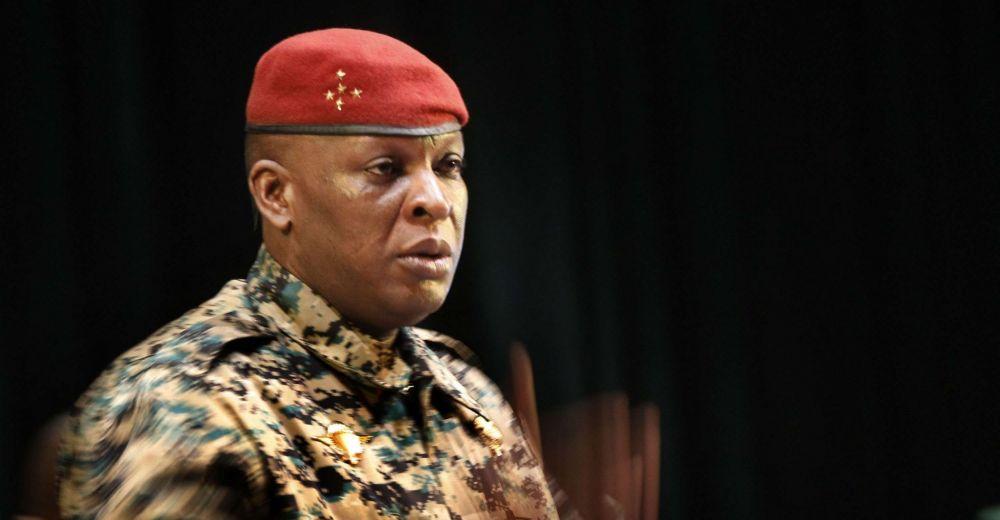 Le clin d'œil de Alhousseny Makanera au général Sékouba Konaté
