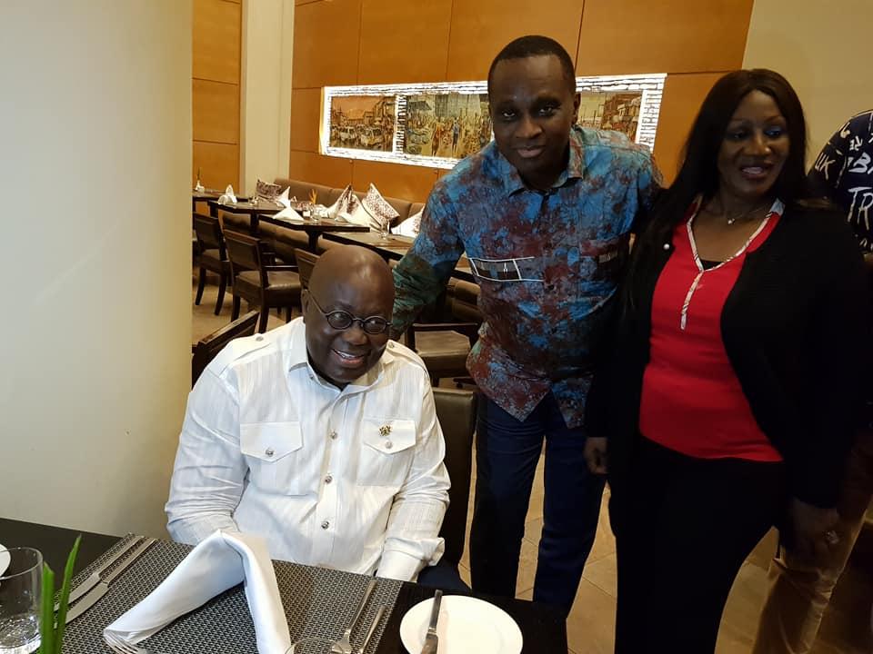 Le président de la Feguifoot, Mamadou Antonio Souaré, à l'honneur à Accra, au Ghana