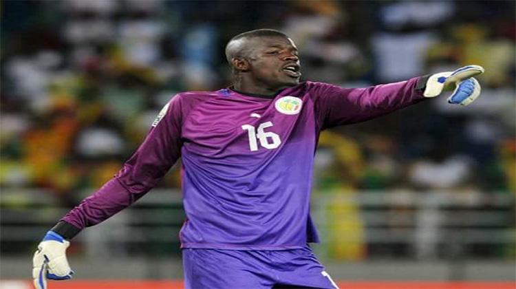 Kadim N'Diaye du Horoya AC, meilleur joueur étranger en Guinée