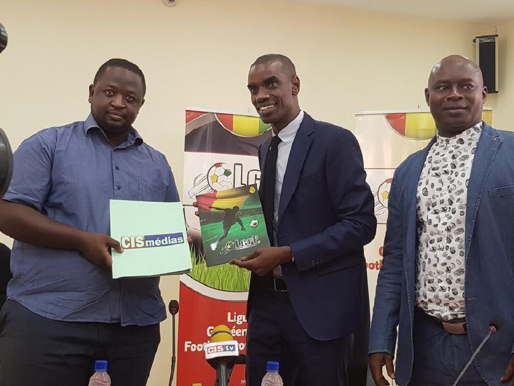 La LGFP signe un contrat de partenariat avec CIS Médias