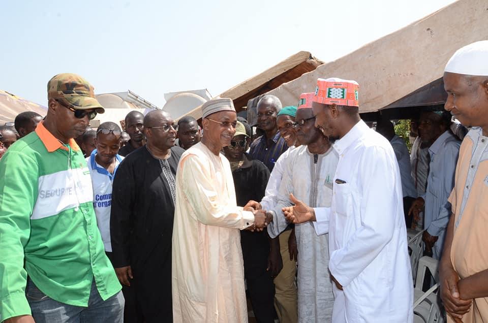Elections locales: Dinguiraye dans la ligne de mire de Cellou Dalein Diallo