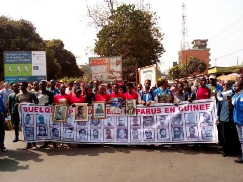 Guinée: commémoration d'exécutions de masse sous le régime du président Sékou Touré