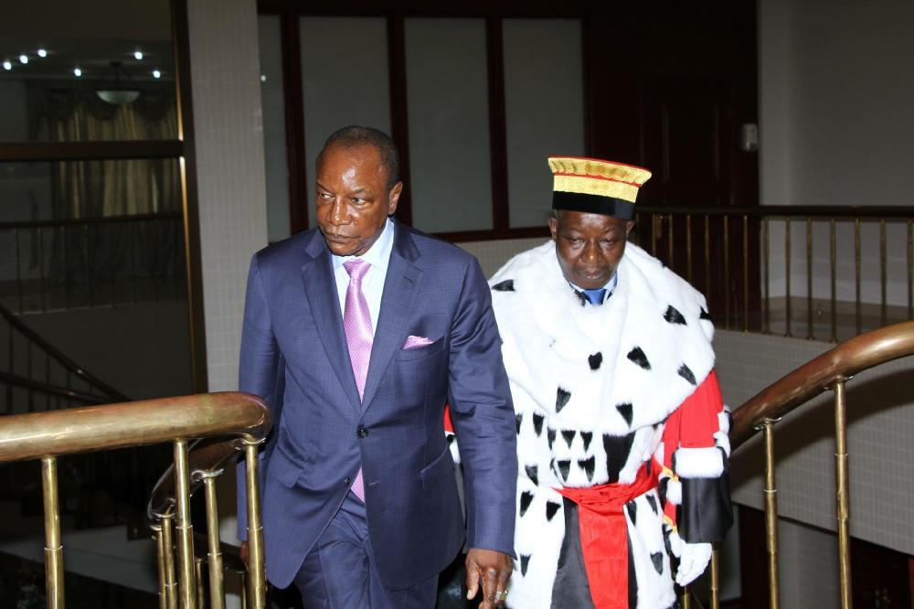 Affaire 3e mandat: jusqu'où ira Kéléfa Sall pour barrer la route à Alpha Condé?