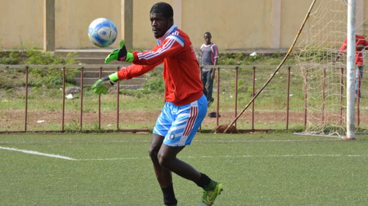 Horoya AC: Khadim N'Diaye prolonge son contrat jusqu'en 2019