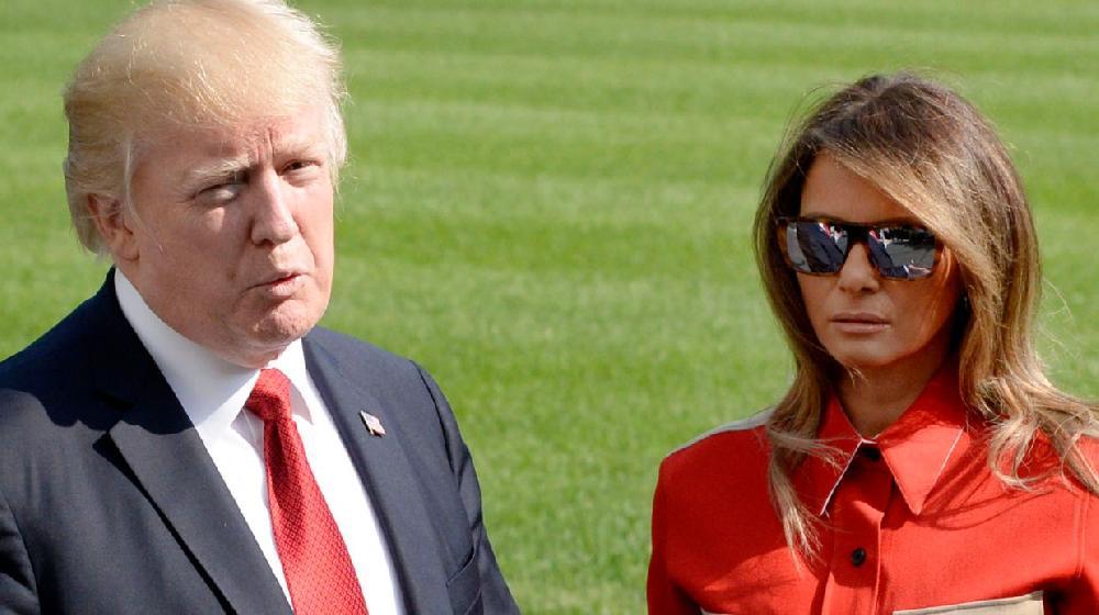 Donald Trump : furieuse depuis qu'elle a appris ses infidélités, Melania prend ses distances
