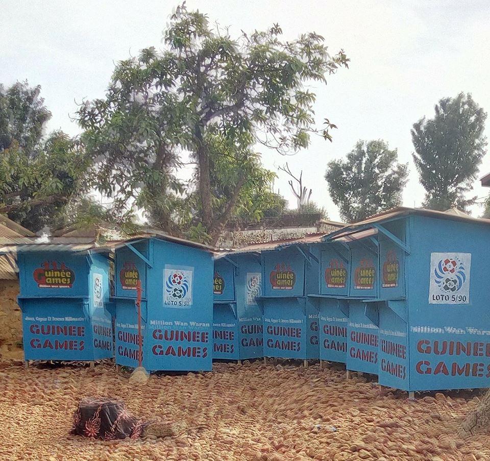 Quand GUINEE GAMES redonne le sourire aux populations de Mali