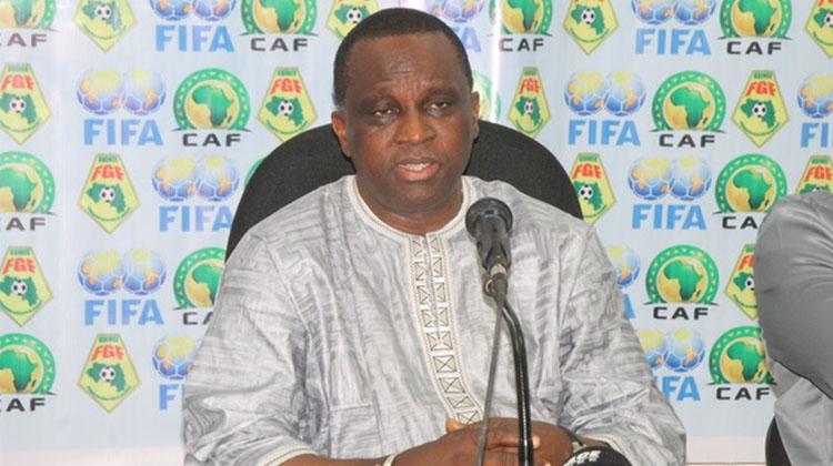 Antonio Souaré, commissaire de la Super Coupe de la Confédération Africaine de football