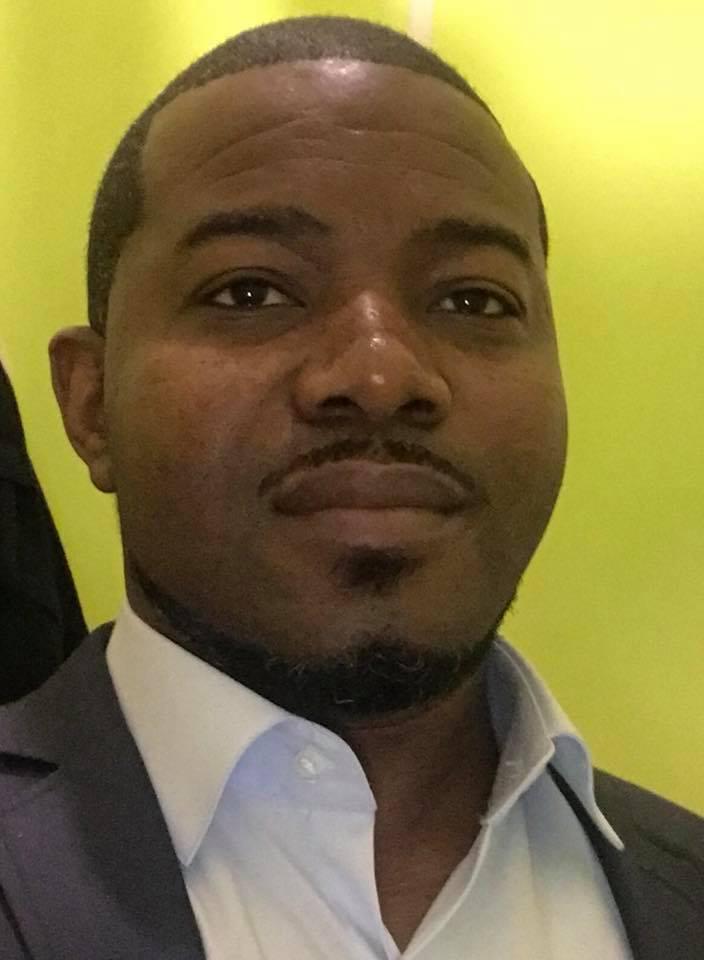 Discours de remerciement  de Siaka Diallo, nouveau  président du Conseil des Guinéens  de l'Etranger Section France