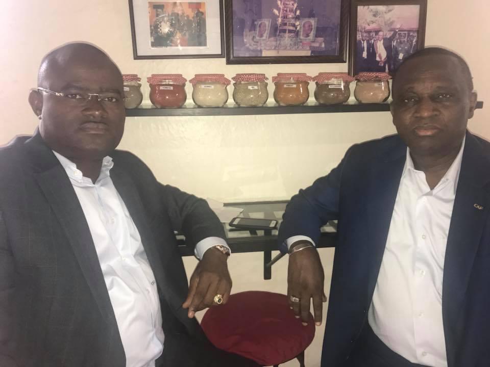 Antonio Souaré - KPC ou le duo qui entend sauver le foot guinéen du naufrage