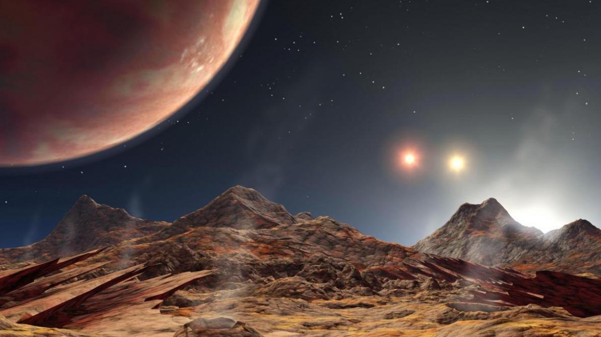Ls sept exoplanètes «liégeoises» sont globalement plus riches en eau que la Terre