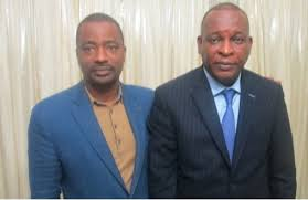 Paris: Tibou Kamara chez le général Konaté