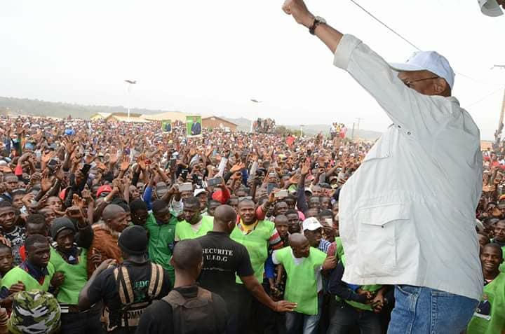 Crise post -électorale: qui en veut à Cellou Dalein Diallo ? ( déclaration )