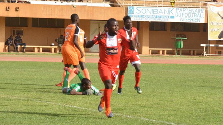 Ligue des Champions: le Horoya AC désarme les militaires de l'ASFAN ( 3 - 1 )