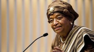 Ellen J. Sirleaf remporte le prix Mo Ibrahim