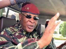 Ce vibrant hommage de Ibro Diabaté au général Konaté ( clip )