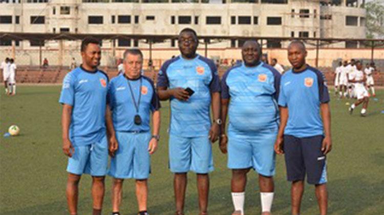 Santé: comment se portent les joueurs du Horoya AC ?
