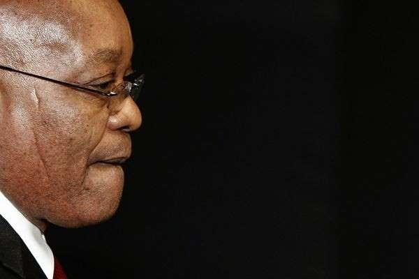 Afrique du Sud : Jacob Zuma démissionne