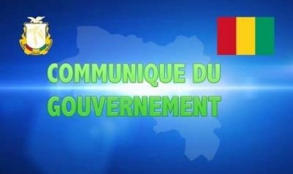 « Le Gouvernement lance un appel solennel pour qu'il soit mis un terme au débrayage dans nos écoles primaires et secondaires » (Communiqué)