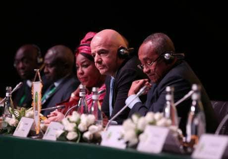 Sommet de la FIFA à Nouakchott: des décisions importantes