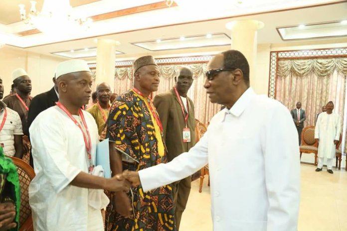 Aboubacar Soumah répond à Alpha Condé: