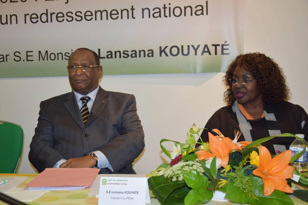 Journée Internationale de la femme: le message de Lansana Kouyaté