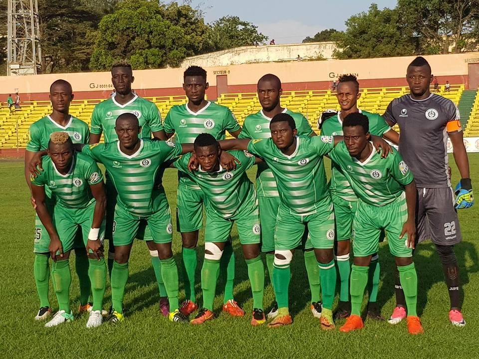 Ligue 1 pro: le Hafia FC lamine l'ASKaloum