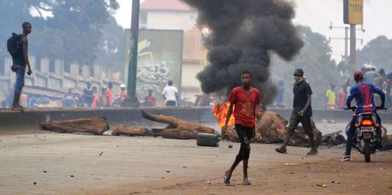 L'opposition guinéenne salue le succès de son opération