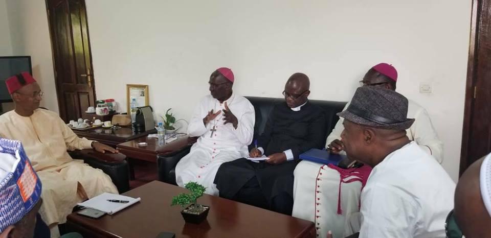 Crise post-électorale: le message ferme de Cellou Dalein à Vincent Coulibaly