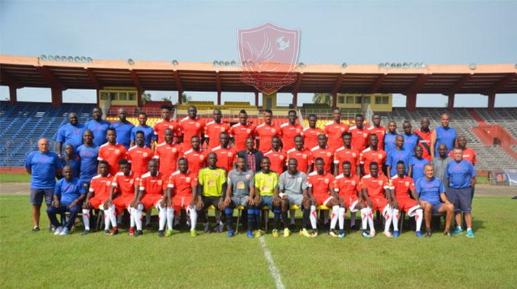 Ligue Africaine des Champions: la grande satisfaction des joueurs du Horoya AC