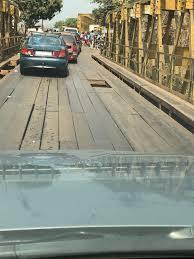 Axe Boké-Conakry : les quatre (04) ponts de Tanènè, un nid d'embouteillages
