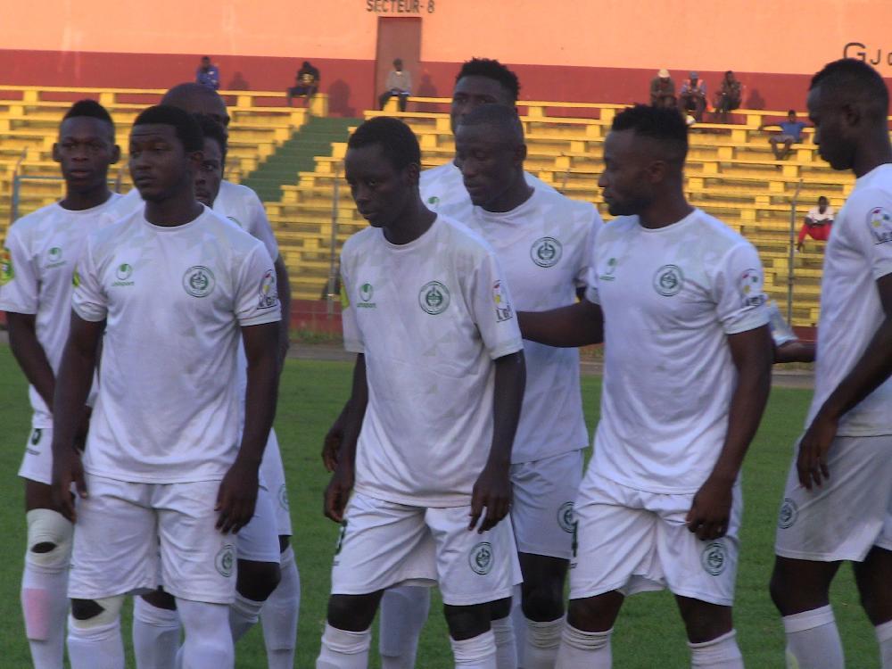 Ligue 1 Pro: Athletico – Hafia FC: La compo des vert et blanc dévoilée