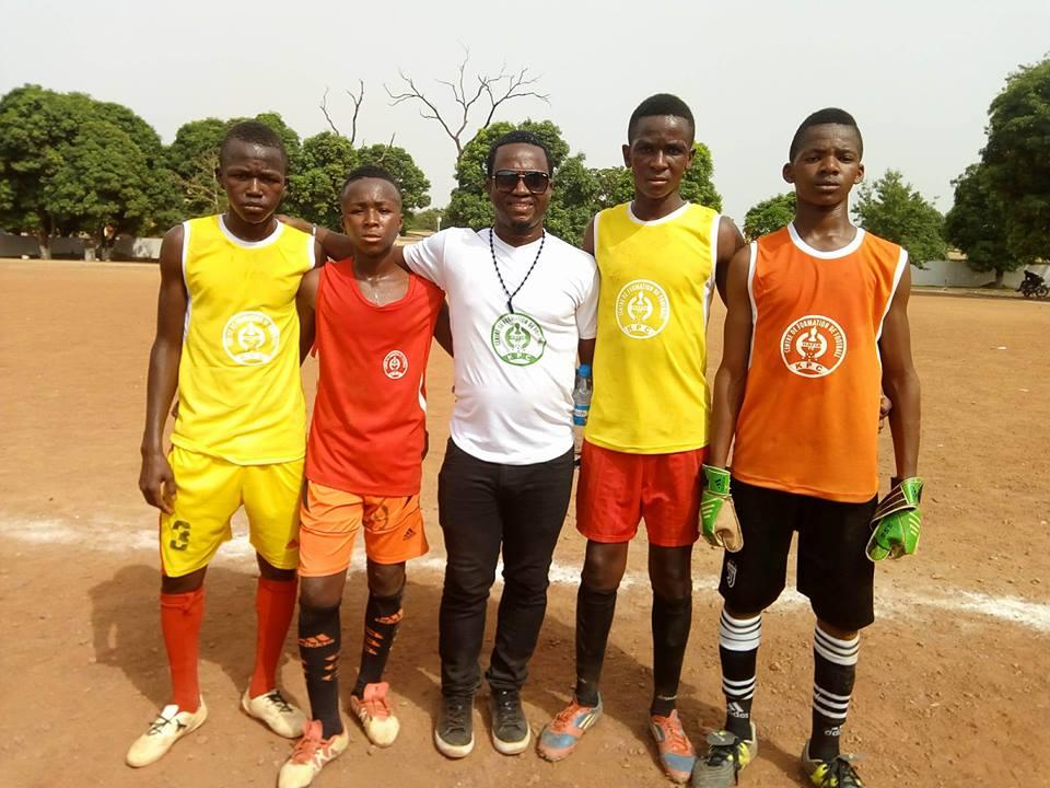 Détections Centre de Football KPC à Kankan: les 4 jeunes talents des U15 présélectionnés