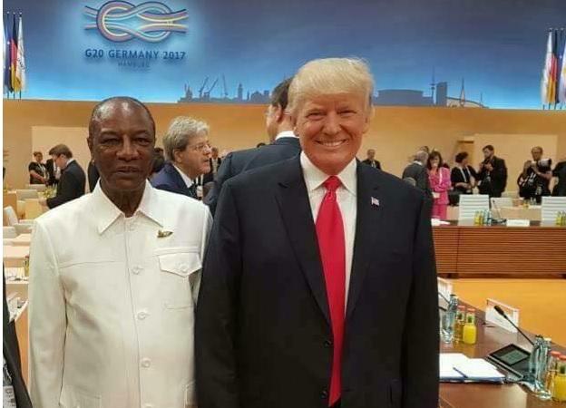 Buhari attendu à la Maison Blanche: à quand le tour de Alpha Condé ?