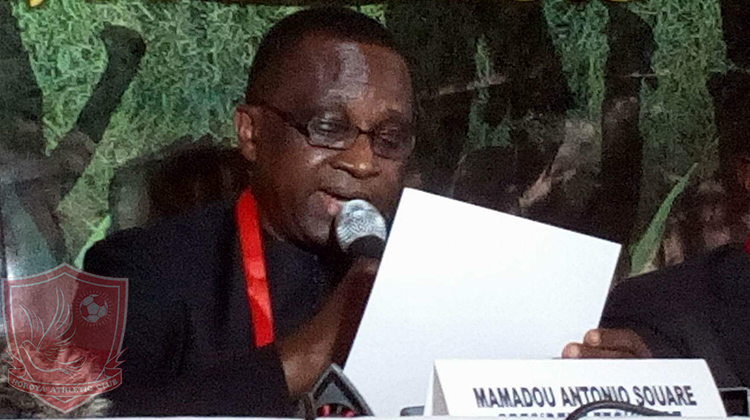 Antonio Souaré fier de son bilan positif à la tête de la FEGUIFOOT