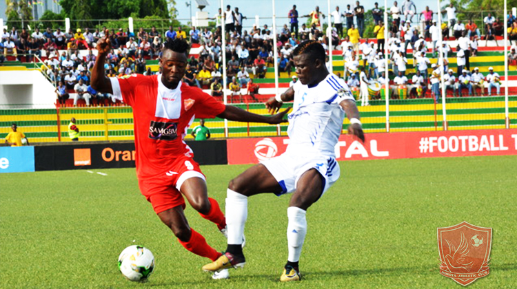Ligue des Champions: le Horoya AC s'impose l'AS Togo Port ( Vidéo )