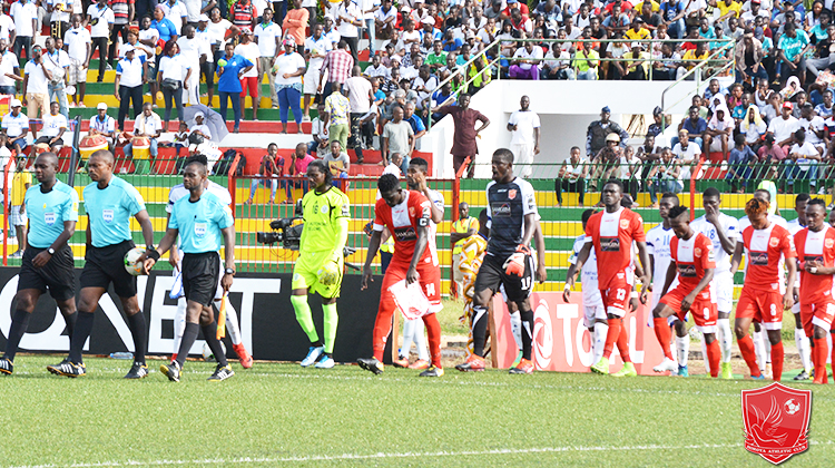 Dans les coulisses de la victoire du Horoya AC à Lomé
