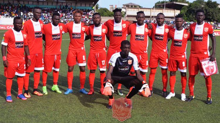 Ligue Africaine des Champions: le Horoya AC prend les commandes du groupe C