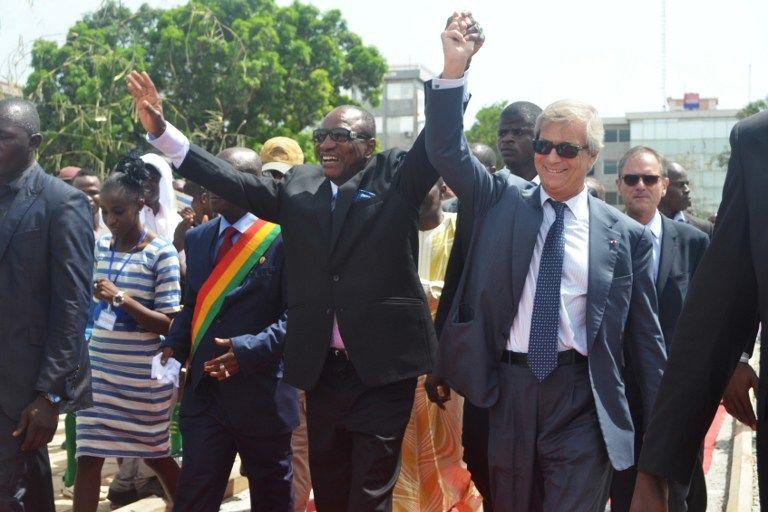 Bolloré, un vrai vautour en Afrique: cas de la GUINÉE-Conakry ( Opinion )