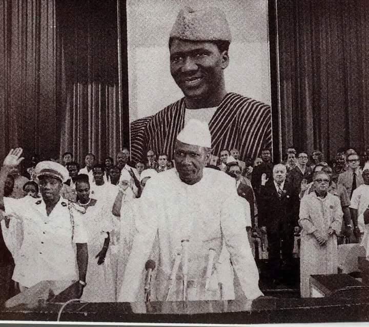Les dépravations du régime de Sékou Touré
