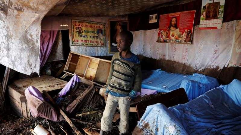 Kenya : la rupture d'un barrage fait des dizaines de morts