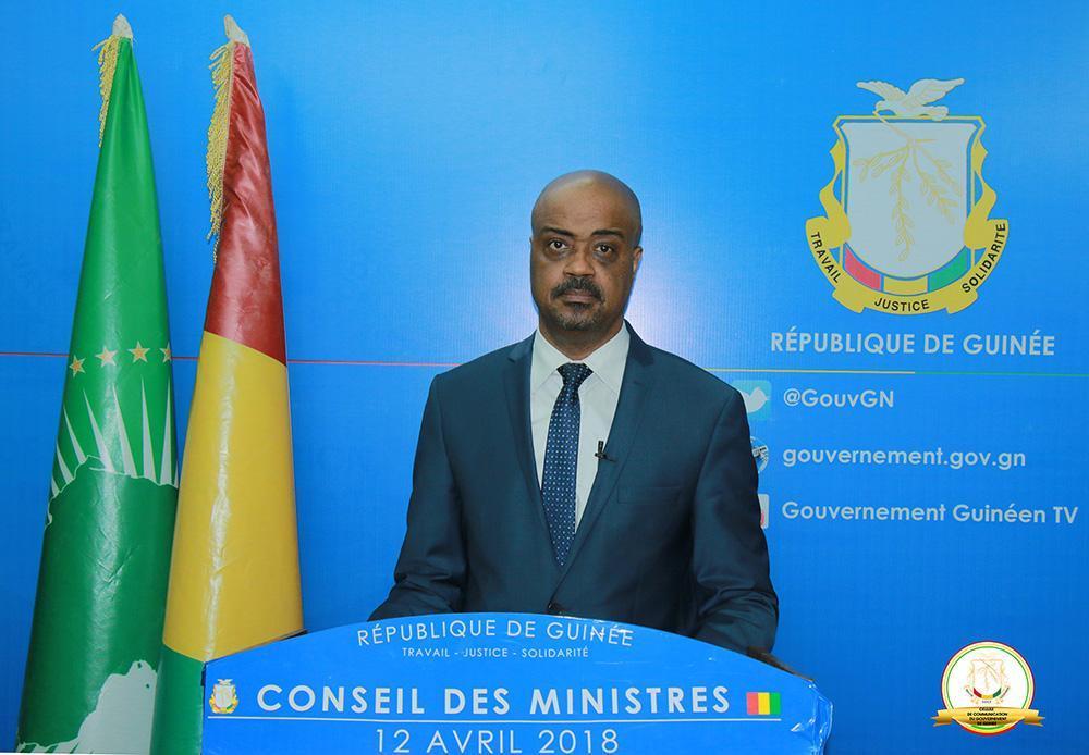 Compte rendu du Conseil des Ministres du 10 mai 2018