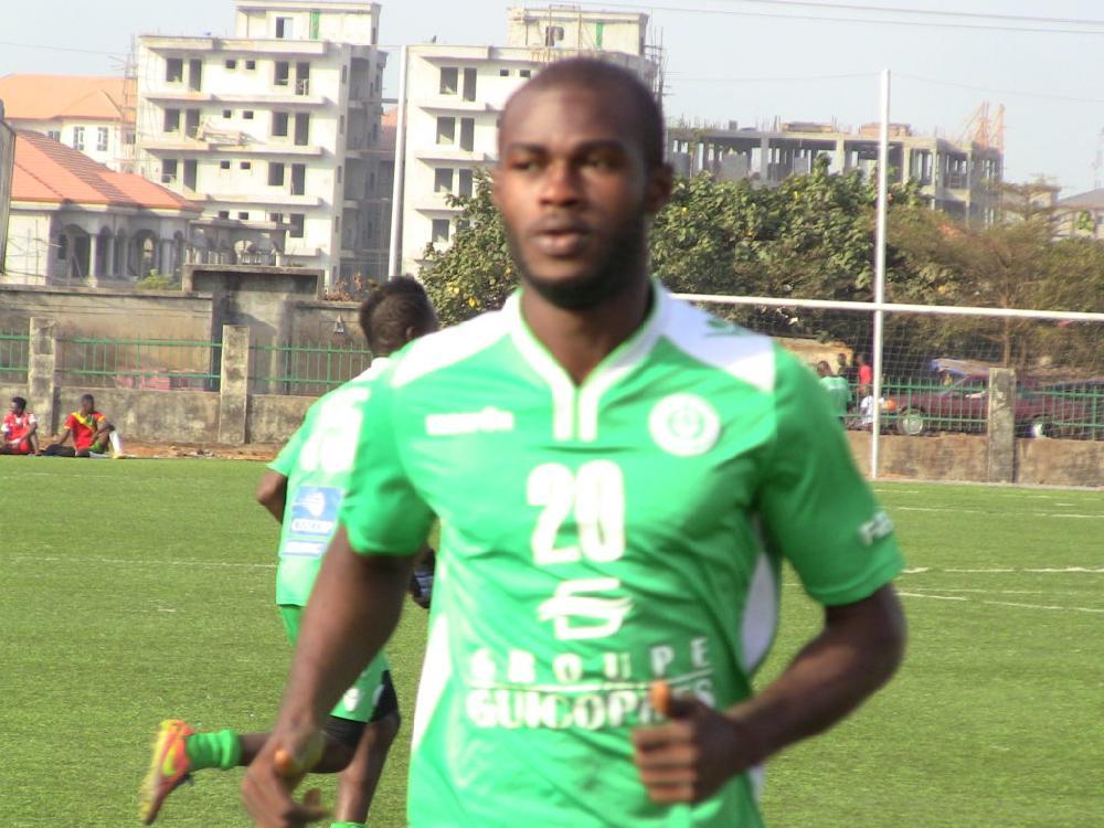 Aboubabacar Camara attaquant du Hafia FC: