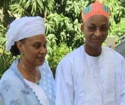 Que devient la seconde épouse de Cellou Dalein Diallo?