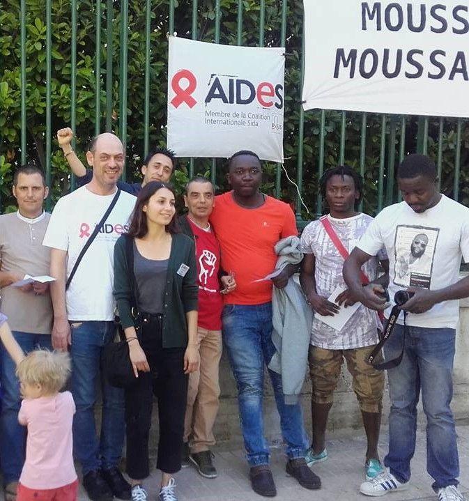 Prison ferme pour un prétendu homosexuel guinéen jugé en France