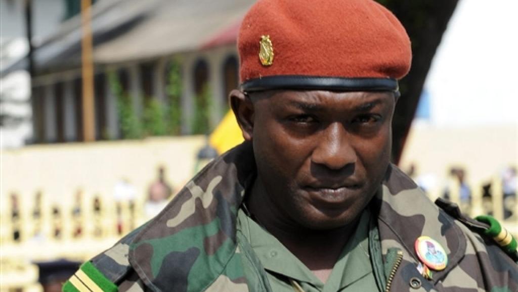 Le commandant Marcel Guilavogui: