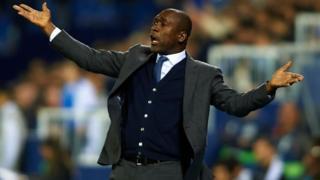 Clarence Seedorf, nouvel entraîneur des Lions Indomptables