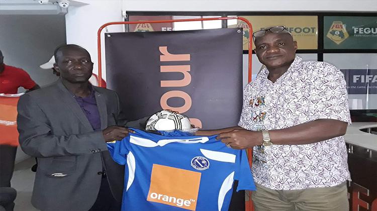 Coupe Nationale de Guinée: les quart de finalistes ont reçu équipements et primes